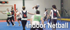 Indoor Netball - Bendigo Major League Multisports - Bendigo's premier indoor sports centre