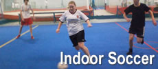 Indoor Soccer - Bendigo Major League Multisports - Bendigo's premier indoor sports centre