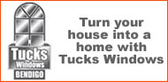 Court Sponsor - Tucks Windows Bendigo